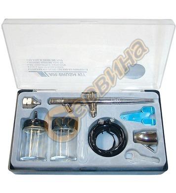 Бояджийски пистолет GUDE Micro-Color 2682 ф0.3мм