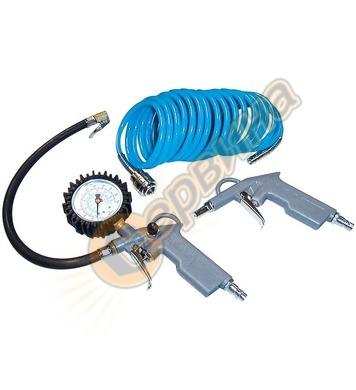 Комплект пневматични инструменти GUDE 3 части 84091