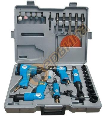 Комплект пневматични инструменти GUDE 40 части  40400