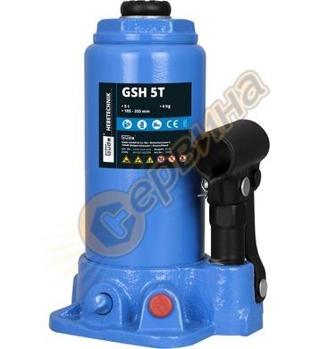 Хидравличен крик тип бутилка   GUDE GSH 5T капацитет 5 т  18