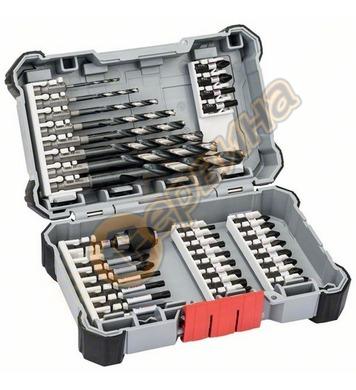 Комплект HSS свредла и накрайници Impact Control Bosch 26085