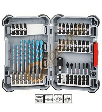 Комплект HEX свредла и накрайници Impact Control Bosch 26085