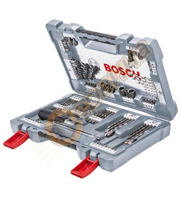 Комплект свредла, накрайници и инструменти Bosch Premium Set