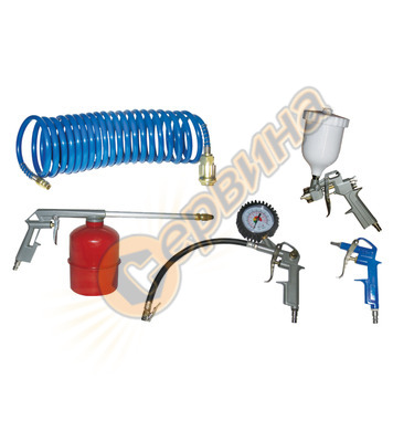 Комплект пневматични бояджийски инструменти Elektro Maschine