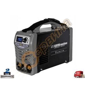 Електрожен инверторен Elektro Maschinen WMEm 190 301906010 -