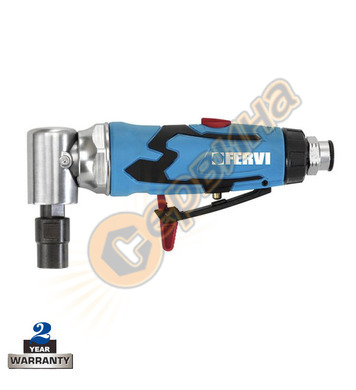 Пневматичен прав шлайф Fervi 0416 - Ø3-6 мм