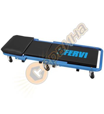 Авторемонтна количка Fervi 0645/SS