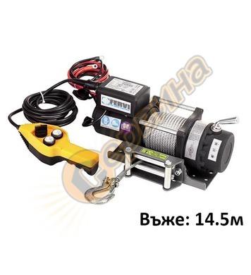 Електрическа лебедка-телфер Fervi 0630/2200 - 2400W