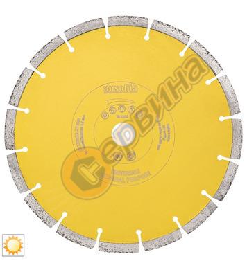 Диамантен диск за сухо рязане Ausonia AU50212 - 115x22.2 мм