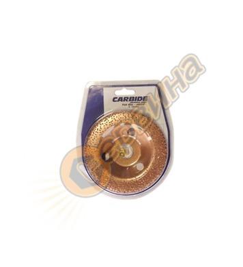 Диск карбиден за шлайфане Ausonia AU87815 - 125x22.2 мм