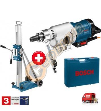 Диамантено-пробивна машина Bosch GDB 350 WE 0615990GJ5 + Сто