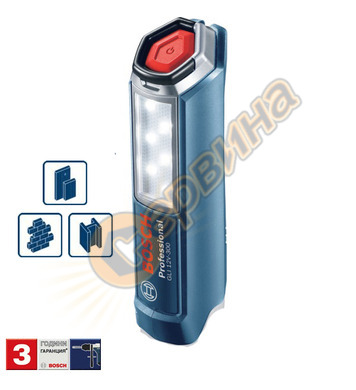 Акумулаторна работна лампа Bosch GLI 12V-300 06014A1000 - 12