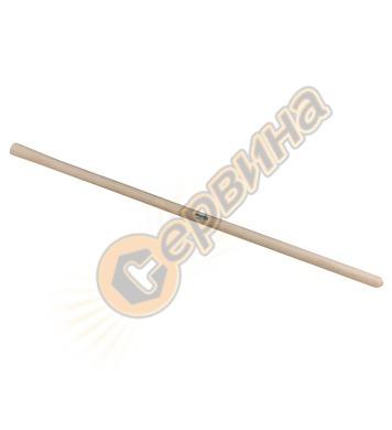Дървена дръжка за мотика Ausonia AU48041 - 1200 мм
