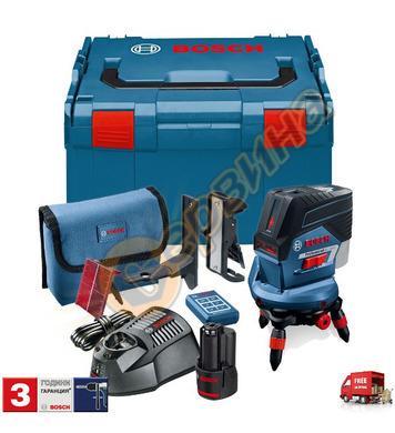 Линеен лазерен нивелир Bosch GCL 2-50 C 0601066G04 + USB ада