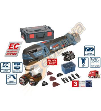 Акумулаторен мултифункционален инструмент Bosch GOP 12 V-28