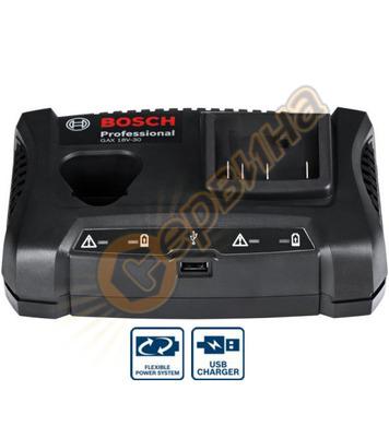 Зарядно устройство за акумулаторни машини Bosch GAX 18V-30 1
