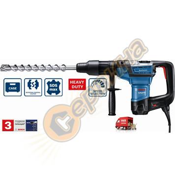 Комбиниран перфоратор Bosch GBH 8-40 D 0611269001 - 1100W