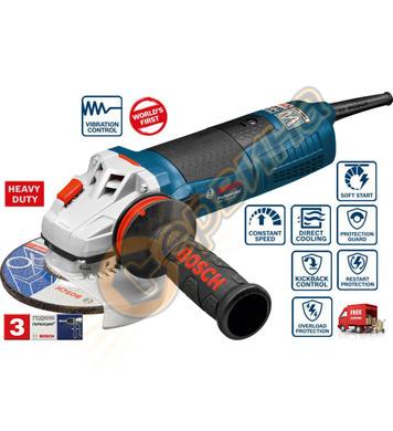 Ъглошлайф Bosch GWS 19-125 CI 060179N002 - 1900W