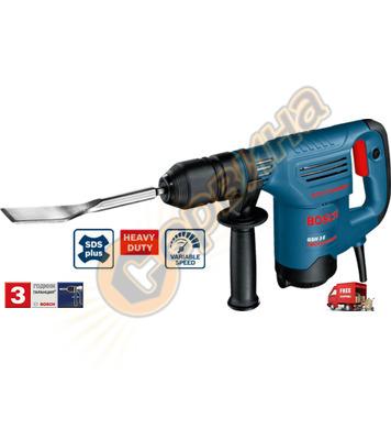Къртач Bosch GSH 3 E 0611320703 - 650W