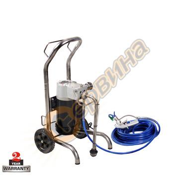 Машина за безвъздушно боядисване Bisonte PAZ-6820 - 750 W
