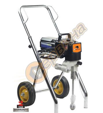 Машина за безвъздушно боядисване Bisonte PAZ 6325IC - 1400W