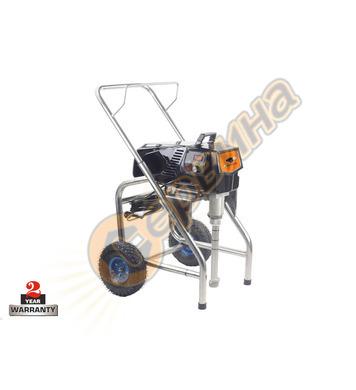Машина за безвъздушно боядисване Bisonte PAZ 6336I - 2500W