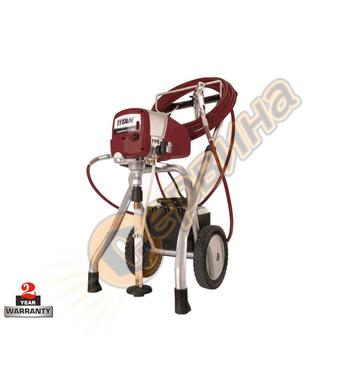 Машина за безвъздушно боядисване Titan Compact 190 - 370W