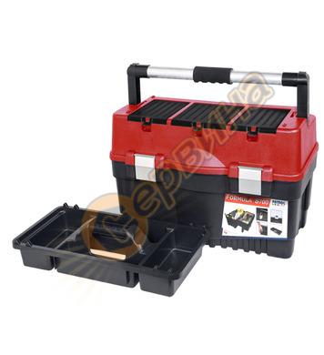 Куфар за инструменти S700 Alu Carbo Patrol ER23204 - 595мм