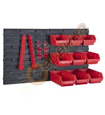 Пластмасова поставка за инструменти органайзер Patrol ER2212