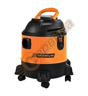 Прахосмукачка за сух и мокър режим Premium EC815-20P - 1250W