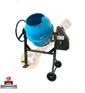 Бетонобъркачка - миксер за бетон Boltero/Pezal BCM160 160л -