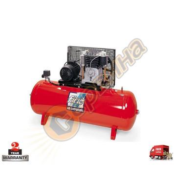 Маслен трифазен компресор Fiac AB 500-525 F 1546100000 - 500