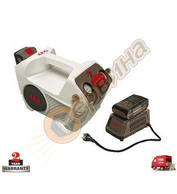 Акумулаторен безмаслен компресор Fiac OL2/05 24V 1129990658