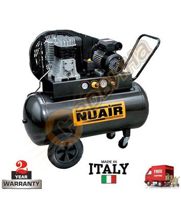 Маслен компресор Fini Nuair B2800B/3M/100 TECH 28FA504NUA -