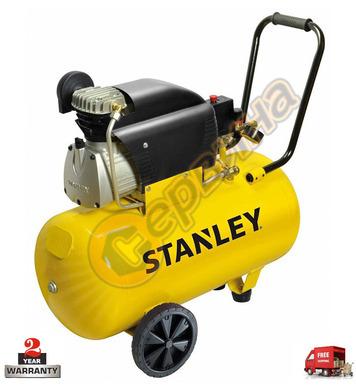 Маслен компресор Stanley D211-8-24S - 24л / 8бара