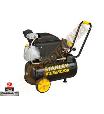 Маслен компресор Stanley D211-8-50S - 50л / 8бара