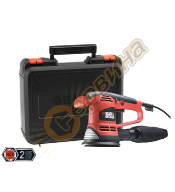 Шлайф ротационен Black&Decker KA191EK - 480W