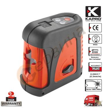 Лазерен нивелир Kapro 894 Prolaser TS894100008000 - 10м