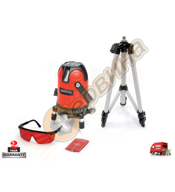Линеен лазерен нивелир Kapro 884 Prolaser with Tripod Set TS