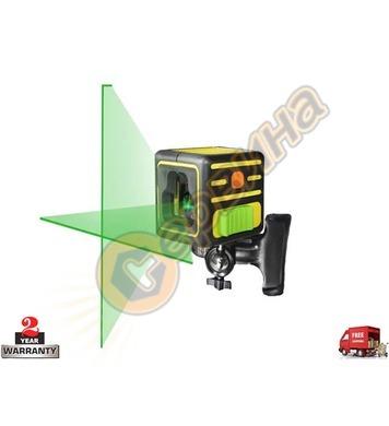 Лазерен нивелир Cimex Cube Green X15 - 15м