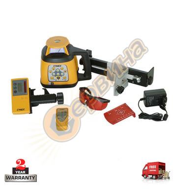 Ротационен лазерен нивелир Cimex HV500L - 300м