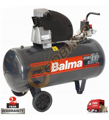Маслен компресор Balma NS 11S/100 - 100л / 10бара