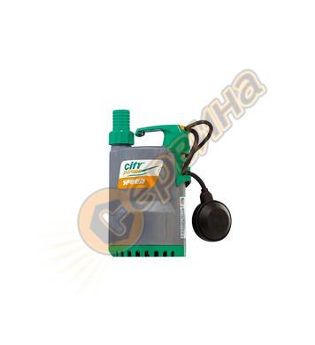 Потопяема-дренажна помпа City Pumps SPEED 30M 48TIP11A1 - 25