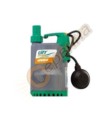 Потопяема-дренажна помпа City Pumps SPEED 70M 48TIP13A1 - 55