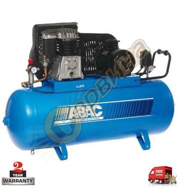 Трифазен маслен компресор Abac B7000 FT7.5/1023 14377 - 500л