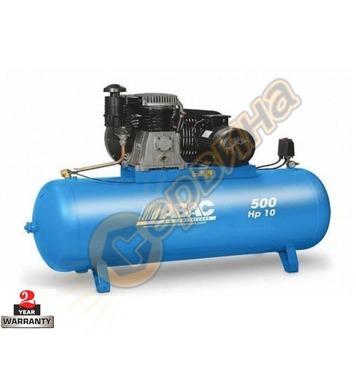 Трифазен маслен компресор Abac B7000 FT10/1200 14378 - 500л