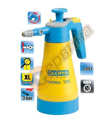 Ръчна пръскачка-пулверизатор Gloria Hobby 125 000025 - 1.25л