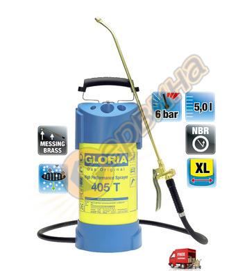 Ръчна пръскачка Gloria 405 T 000405 - 5л
