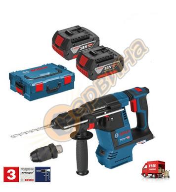 Акумулаторен перфоратор Bosch GBH 18V-26 0615990J7K - 18V/5.