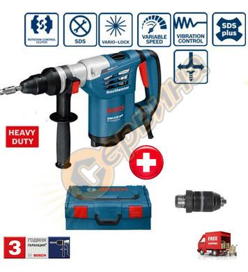 Комбиниран перфоратор Bosch GBH 4-32 DFR 0615990J70 - 900W
